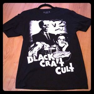Blackcraft cult horror movie S unisex t shirt